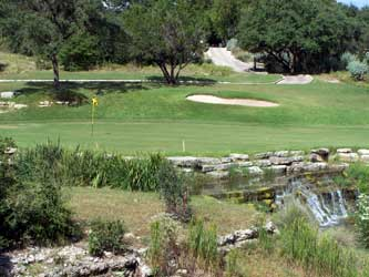 Barton Creek - Fazio Course