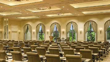 Conference room at Four Seasons Resort Las Colinas