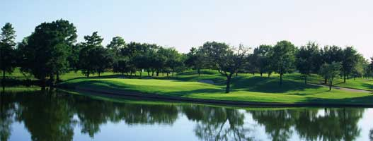 Cottonwood Golf Course at  Four Seasons Resort Las Colinas