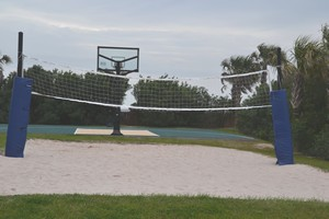 Volleyball Holiday Inn Club Vacations Galveston Beach Resort