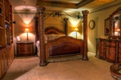 The Honeymoon Suite at Kindred Oaks