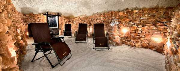 Salt Cave at Puresol