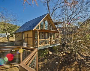 treehouse at river road treehouses