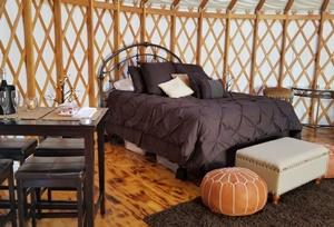 Texas Lodging - Treehouses, Yurts, Tiny Houses, Railcars