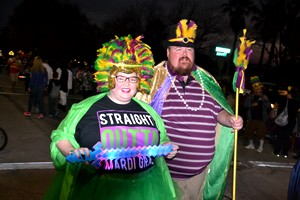 Mardi Gras outfits