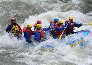 White Water Rafting In Texas And Elsewhere Including Costa