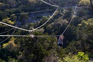 Helotes Hill Country Zipline