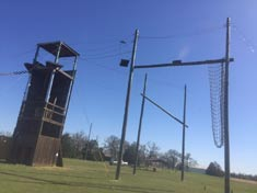Cooper Farm Zip Line and Ropes Course