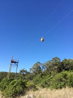 Helotes Hill Country Zip Lines