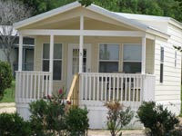 Hill Country RV Resort Cabins - New Braunfels