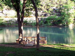 Guadalupe cabins lodge and lodging for Cabins near whitewater amphitheater