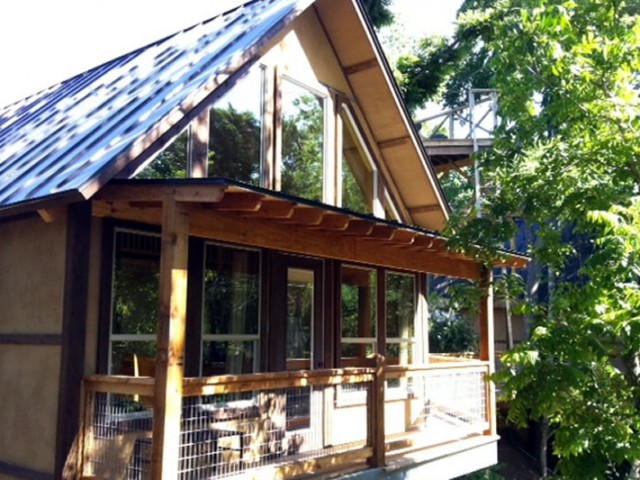 4 Of The Best Cabins Amd Rental Properites On The