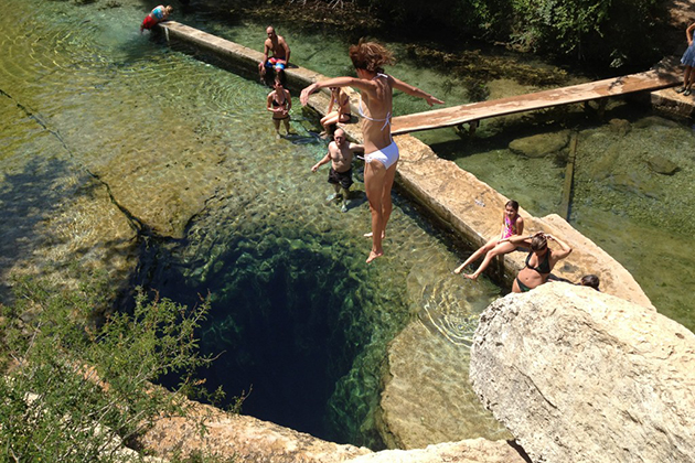 Jacob's Well