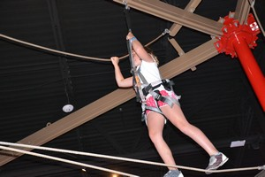 PINSTACK ropes course
