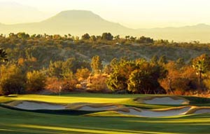 Tucson National Sonoran Golf Course