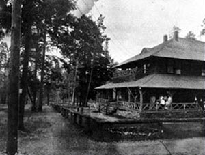 The original Lodge Resort