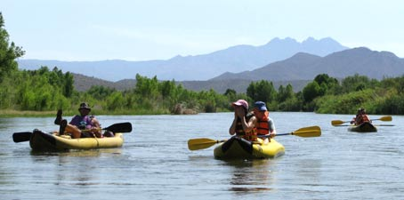 A good float down the Salt River