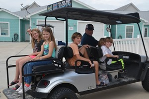 Golf Cart in Port A