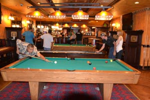 Pool at Grace O'Malley's