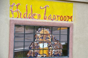 Hidden Taproom