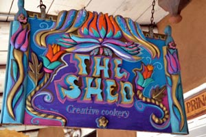 The Shed Restaurant in Santa Fe