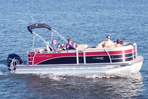 Pontoon Boat Rentals - You need to rent one of these Pontoon