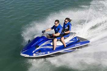Waverunner rental on Sam Rayburn