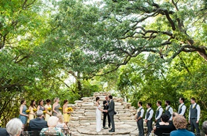 House On The Hill Wedding Venue Austin