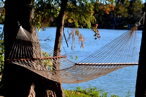 Hammock on Son's Island