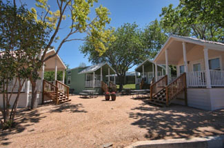 Hill Country Cottages and RV Resort