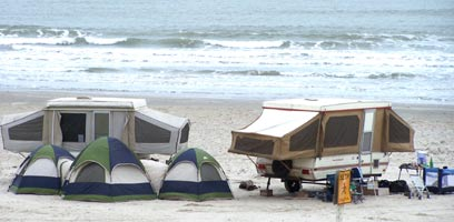 Port Aransas Camping On The Beach Best Beaches In World