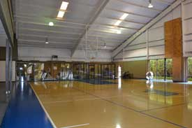 T Bar M Basketball Courts