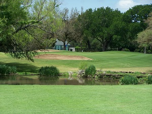 Quicksand Golf Course in Wimberley
